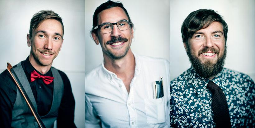 Filip Jers Trio - Foto Lars Löfvendahl