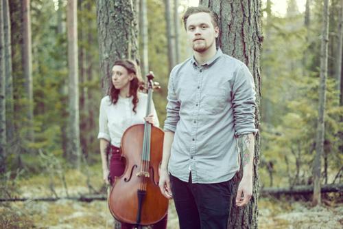 David Rönnegård & Liz Almqvist - Foto: Vilija Vitkute